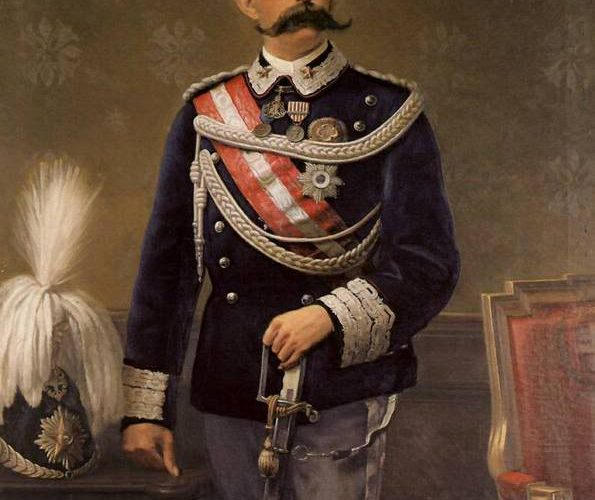 <br />Umberto I King of Italy