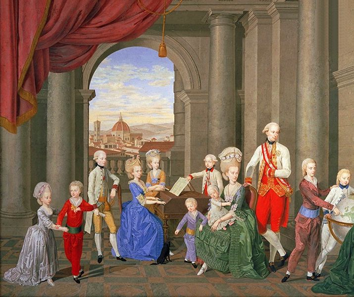Open in Modal Box http://museodelrisorgimento.lucca.it/wp-content/uploads/2015/02/715px-Family_of_Leopoldo_of_Tuscany_by_Berczy.jpg